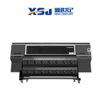 China 4pcs Epson 4720 Sublimation Textile Printer FD6194E on sale