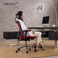 China Multi Function Ergonomic Computer Chair With Sponge Cushion Seat Material on sale