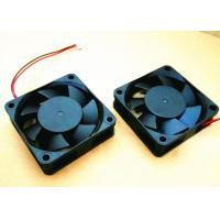 China 60Mm DC 12V Equipment Cooling Fans , 4500rpm small air cooling fan for coffee machine on sale