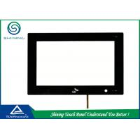 Transparent 10.1 4 Wire Resistive Touch Panel Window with Dustproof