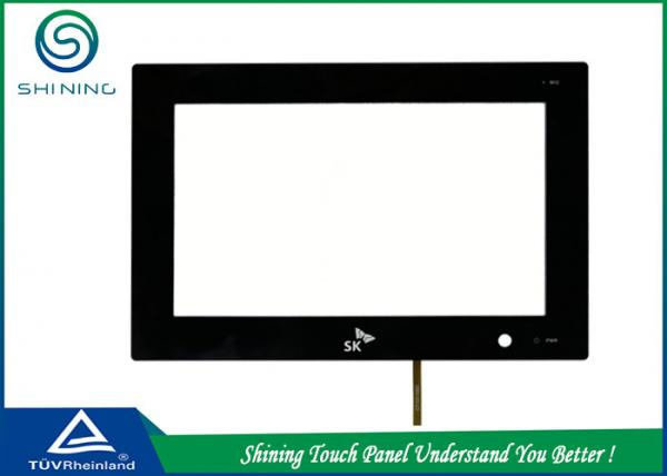"""Quality Transparent 10.1"""" 4 Wire Resistive Touch Panel Window with Dustproof for sale"""