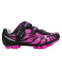 China Womens Ladies Cycle Touring Shoes / Walking Hiking Cycle Bike Sports TrainersShoes on sale