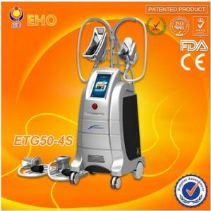 China 2015 HOT products  ETG50-4S fast slimming cryolipolysis wholesale