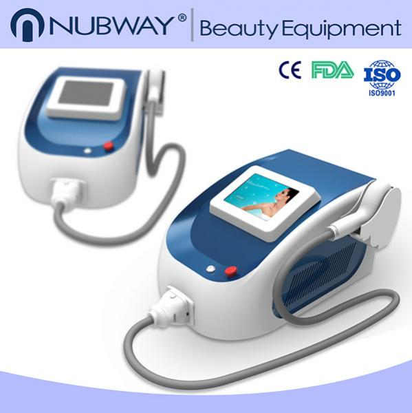 Quality Professional 808nm diode laser hair removal machine with ELIGHT(IPL) SYSTEM for sale