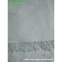China Wholesale supplier Organic Cotton Elastic Stretch Fabric made in china wholesale