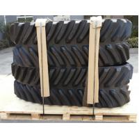 Reinforced High Power AG Rubbe Tracks Sized In 30X6X57 For CAT Challenger 65-95 Allowing High Speed Wear Resistance