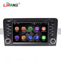 China Android 7.1 Audi In Car Stereo Dvd Player 3g Wifi BT AM FM Supported wholesale