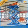 China ascenseur hydraulique stationnaire de ciseaux de 3T 5M wholesale