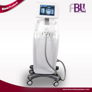 China Liposonix HIFU Body Shape Machine Safety 10.4 inch TFT touch screen wholesale