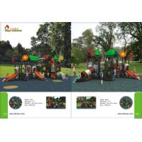 China Funny Outdoor Playground wholesale
