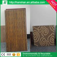 China Indoor Usage and Wood Plastic Flooring Type Interior cladding wholesale
