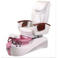 Buy cheap WT-8236 White Pedicure Spa Massage Chair With Bainn / European Touch Pedicure Chair from wholesalers