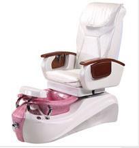 China Белый стул массажа спа Педикуре ВТ-8236 с Байнн/европейским стулом Педикуре касания wholesale