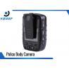 China 赤外線ボディ カメラのレコーダー8時間の、16G警察の夜間視界ボディ カメラ wholesale