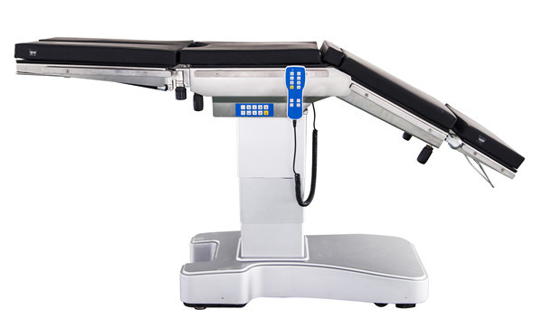 Quality Surgical Operating Table With C Arm x - Ray Excellent Transmission Pole Mechanism for sale