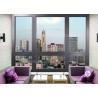 China Soundproof Glass Profile Aluminium Bifold Window And Door Standard Size wholesale