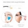 China Maquillage passionné de bigoudi de cil de double côté électrique aucun outil de bordage de mèche d'oeil de mal wholesale