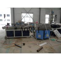 China Single Wall Corrugated Plastic Pipe Manufacturing Machine for Cable wholesale