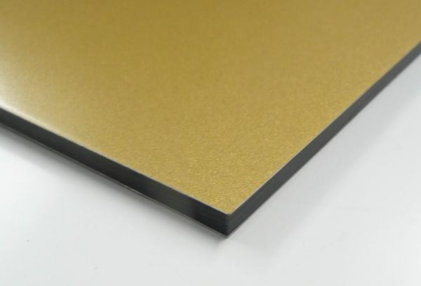 Quality China Nano PVDF Aluminium Composite Panel for sale