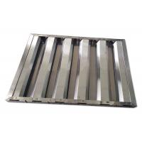 China Corrosion Resistance Commercial Kitchen Hood Filters For Ventilation System wholesale