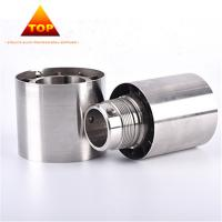 China cobalt chrome alloy Alloy Rotor And Stator Mixer For Oil / Sand Pump Impeller wholesale