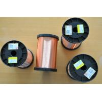 China Ultra Fine 0.012mm Copper Wire 0.012 - 0.4mm UEW Enamelled Copper Wire wholesale