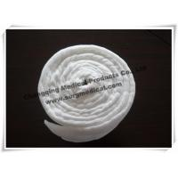 Non - Sterile Medical Absorbent Cotton Gauze Tissue Cotton Roll BP Quality Version Gamgee