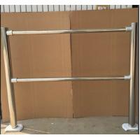China Silver Supermarket Accessories Anti - Rust  Handrail Fence Outdoor With Shed wholesale