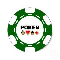 Newly Personalized Poker Chips