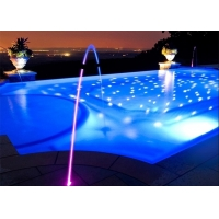 China 2020 6003 New Style Hot Sale Led Pool Deck jumping Laminar Fountain Nozzle Jet on sale