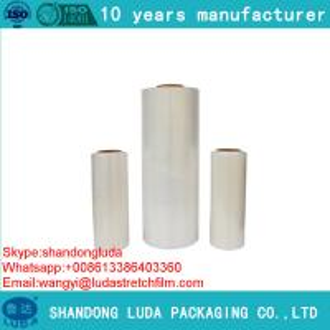 China Stretch Film made 450mm LLDPE Stretch Film plastic film on sale