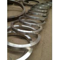 34CrNiMo6 ASTM A388 EN10228 Rolled Wind Energy Ring Flange Forged 5 Ton