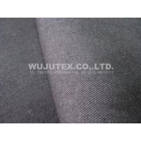 China Yarn Dyed TRW Polyester Rayon Wool Fabric for Suit ,Coat, Trousers wholesale