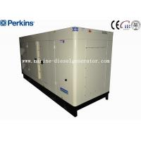 China 250KVA Silent Perkins 6 Cylinders By DC24V Electric Start Diesel Generator wholesale