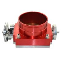 China UNIVERSAL HIGH FLOW INTAKE 100MM THROTTLE BODY on sale
