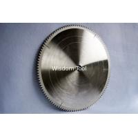 China Aluminum alloy saw blade 350-30-3.0-120T circular saw blade for aluminum on sale