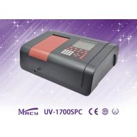 China 6 Inch LCD Display Dual Beam Spectrophotometer , Benzene Spectrophotometer Amaranth wholesale