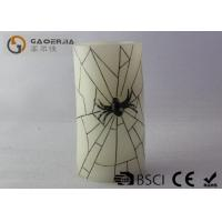 Spider Shape Battery Operated Halloween Candles With Remote Control