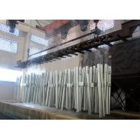 China 3 Inch Diameter Galvanized Steel Pipe High Strength Roll Forming ERW Welded wholesale