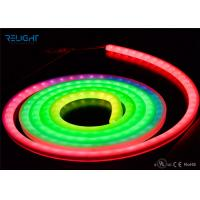 China High Brightness 5050 RGB 72W Dimmable Flexible LED Strip Lights For Home / Bar wholesale