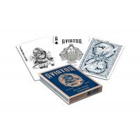 China Aviator Heritage Marked Decks Invisible Ink Playing Cards for Gambling Cheat wholesale