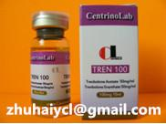 China Healthy Injectable Anabolic Steroids , Yellow Purity Trenbolone Acetate wholesale