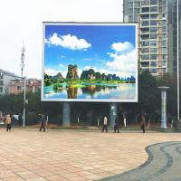 Buy cheap led display board price P10 DIP346 epistar chip full color led display from wholesalers
