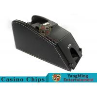 China Intelligent Automatic Black Jack Shoes For Baccarat Gambling Can Send Cards wholesale