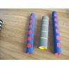 China Anti Slip Rubber  Foam Protective Sponge Tube Flame Resistant colorful shield sleeve handle wholesale