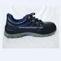 China Mens Security Equipment Leather Shoes Anti-Smash Construction Safety Shoes wholesale