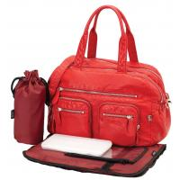 China 100% cotton Printing diaper bags for baby on sale