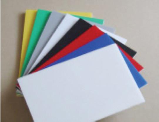 Quality Chaîne de production à haute production de panneau de PVC, feuille en plastique faisant la machine 600-2500mm for sale