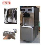 China Industrial ice cream makers price comparable to Taylor soft serve ice cream machine on sale