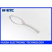 """China Electronic Pre Laced Stainless Steel Cord Cable Support Grips For 7/8"""" Feeder Cable / Antenna wholesale"""